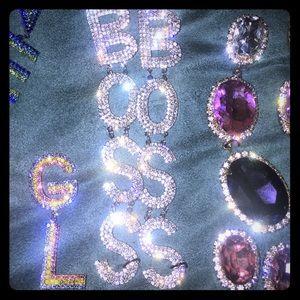 Glam Earrings